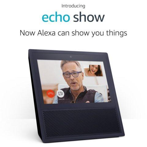 amazon echo show 1