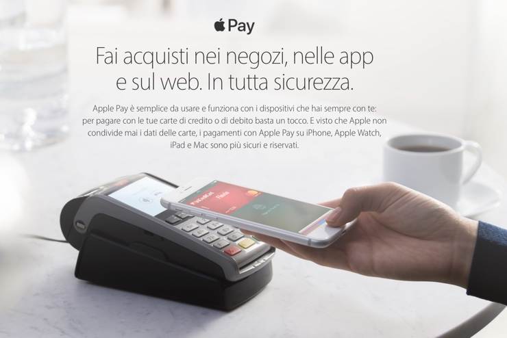 apple pay ita 2 740
