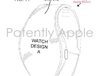 brevetto apple watch 1