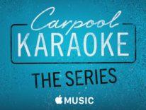 La prima serie originale Carpool Karaoke di Apple debutterà l'8 agosto