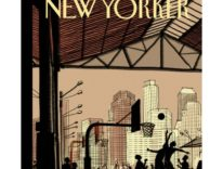 La copertina artistica del New Yorker creata con iPad Pro e Apple Pencil