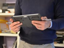 Spidercover, l'impugnatura sicura ed ergonomica in una cover per iPad Pro ed Air 2
