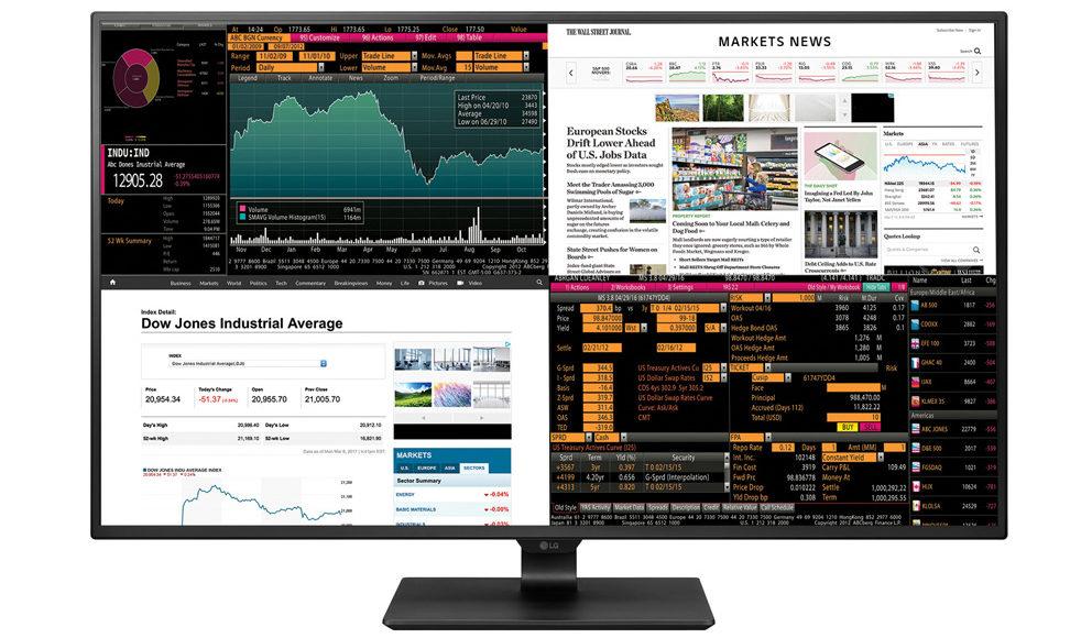 monitor 4K da 42,5 LG 43UD79-B