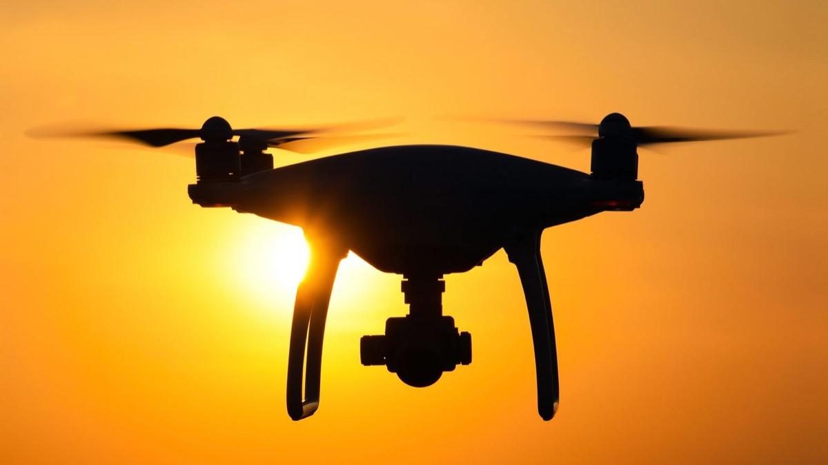 registrazione droni