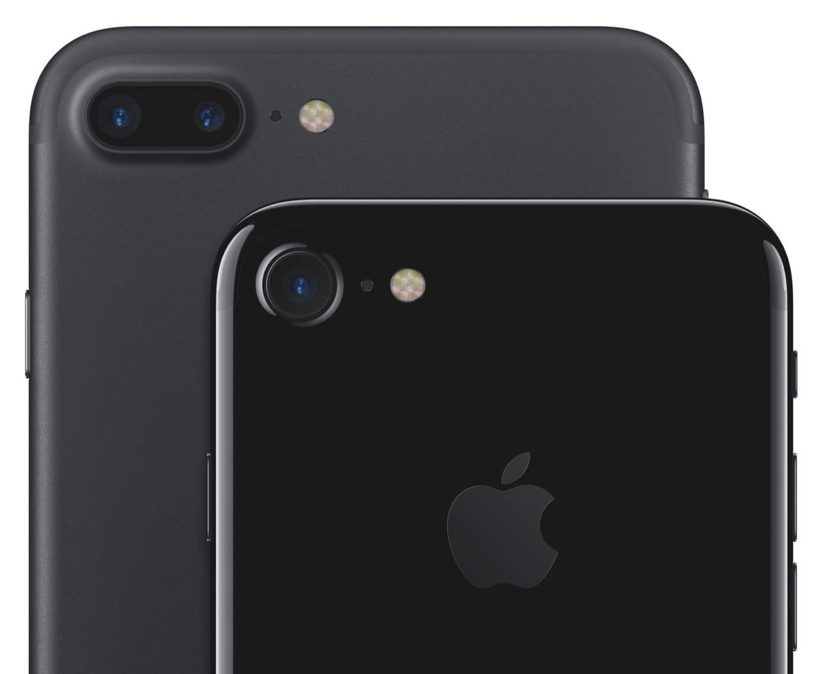 iPhone 7 record Q1 2017