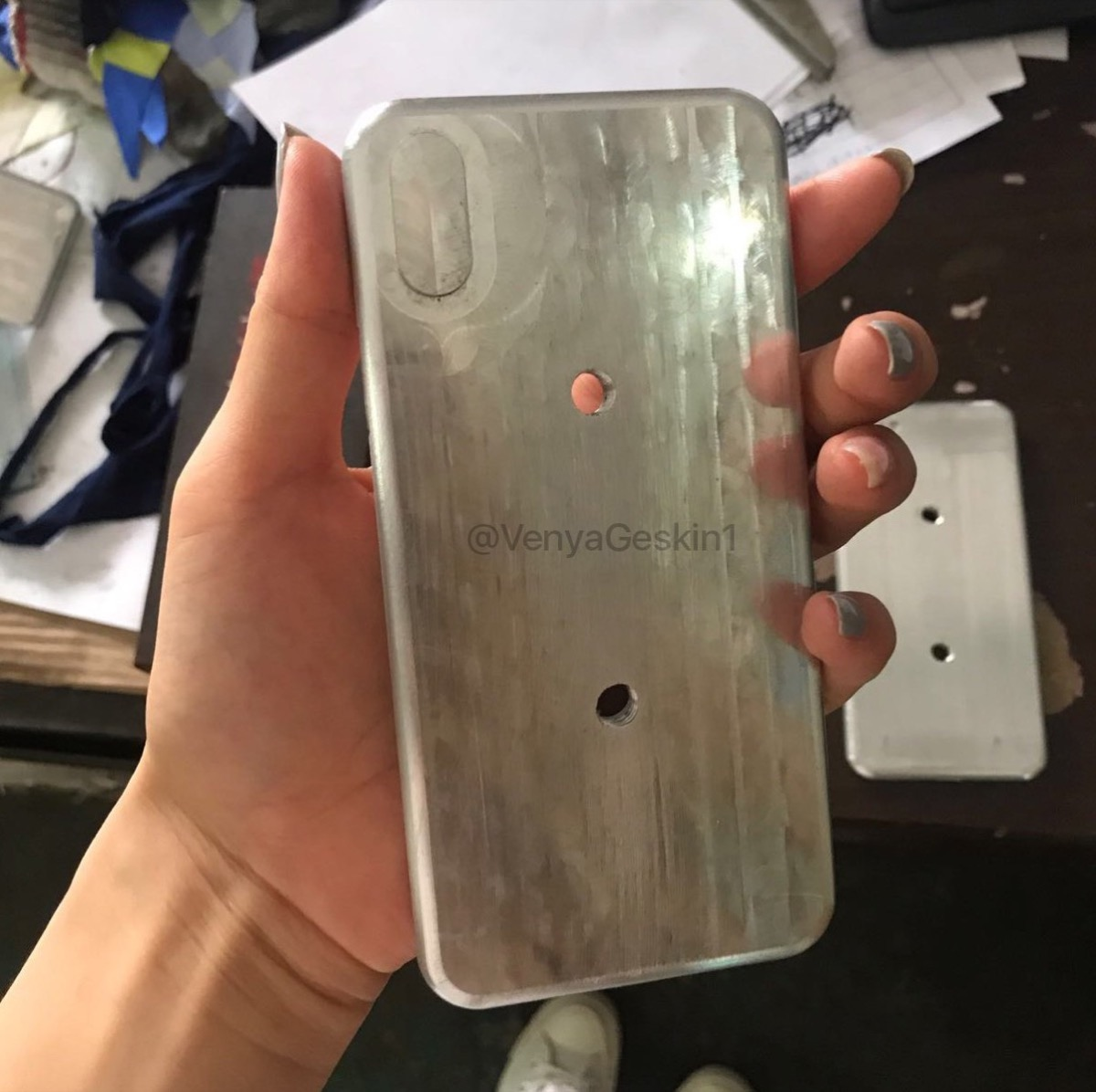 iPhone 8 stampo