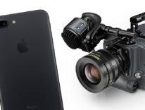 iPhone 7 Plus confrontato con la videocamera usata da Spielberg: il video
