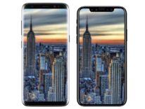 iPhone 8 sarà più largo, lungo e spesso di iPhone 7: render a confronto anche con Galaxy S8