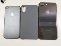 Dalle custodie di iPhone 8 una idea sulle dimensioni rispetto ad iPhone 7