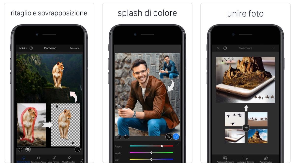 LightX, una sola app per il fotoritocco professionale su iPhone e iPad