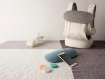 Pannolino smart con Monit: il sensore si accorge se il bebè si è bagnato