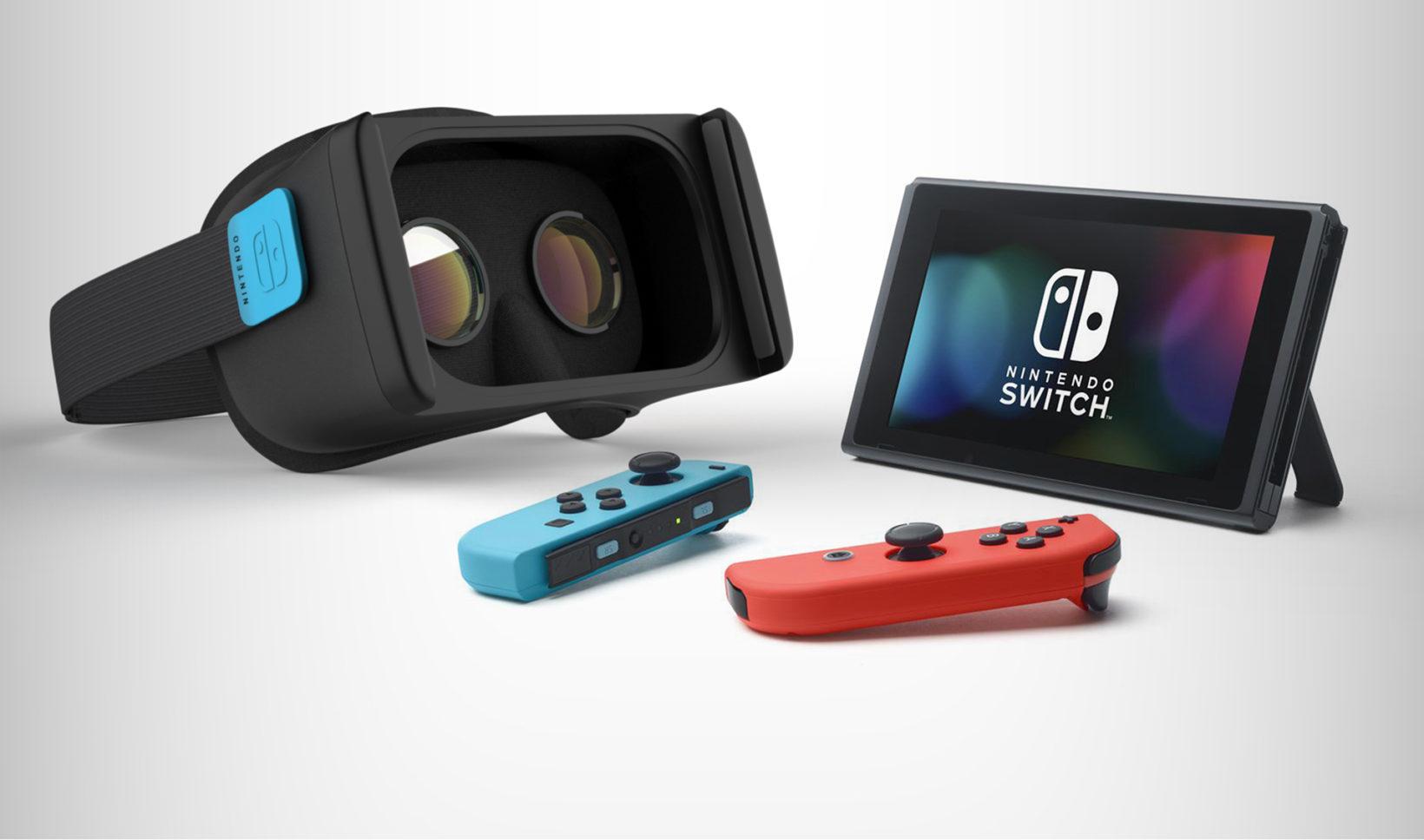 realtà virtuale nintendo switch