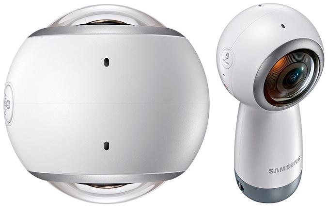 Gear 360 Samsung
