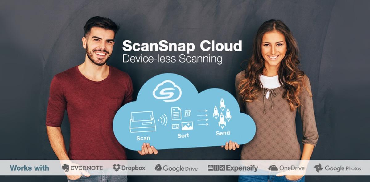 ScanSnap Cloud