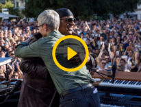 Cupertino è tutta di Stevie Wonder, concerto in Apple per l'Accessibility Day