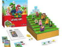 Mario diventa un gioco da tavolo con Super Mario Level Up!