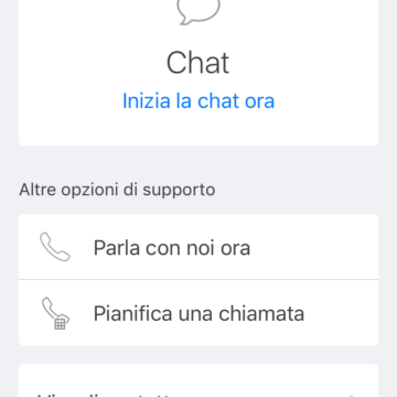supporto apple app 2