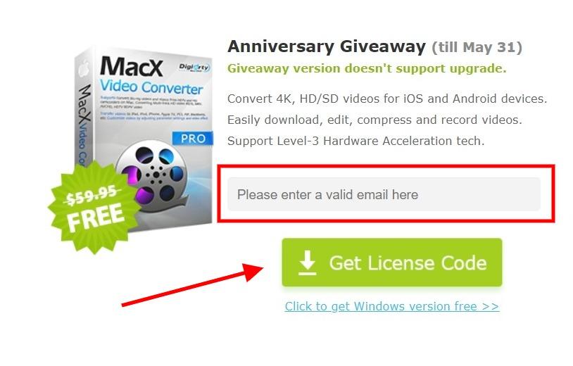 MacX Video Converter Pro compie 7 anni: 10.000 copie sono gratis
