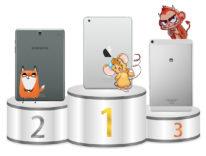 Vendite iPad in calo ma Apple resta al vertice, Samsung si avvicina