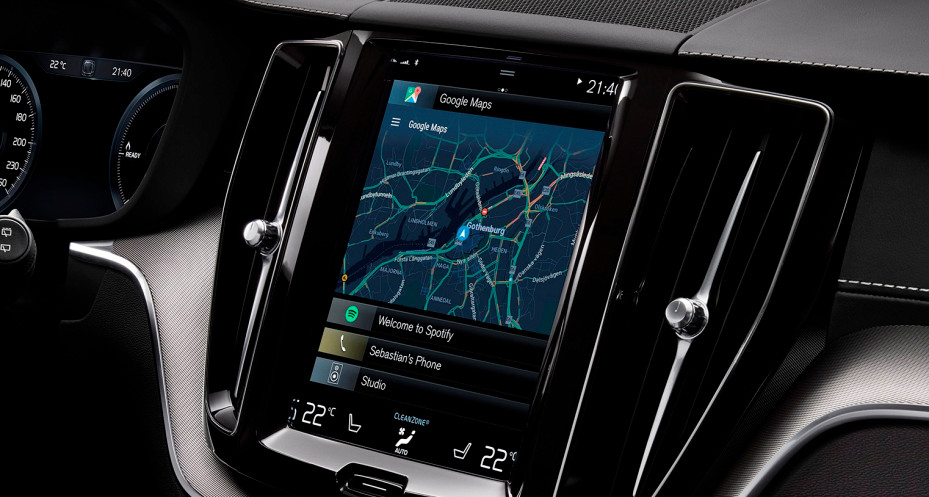 audi volvo android
