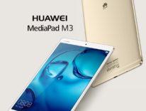 Huawei annuncia la sua nuova line-up di tablet, ecco MediaPad T3 ed M3 Lite 10
