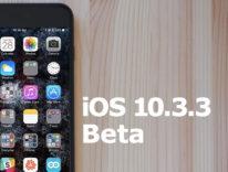Sesta beta di iOS 10.3.3 a sviluppatori e Public Beta Tester
