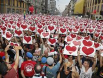 Microsoft è sponsor e sfila al Milano Pride del 24 giugno per i diritti LGBT