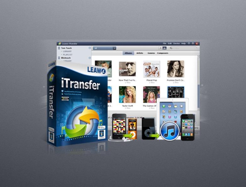 Leawo Itransfer Come Passare Foto Da Iphone A Pc Senza