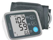 Misuratore di pressione arteriosa, sconto a solo 17,99 euro