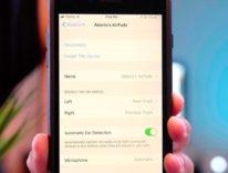 AirPods, con iOS 11 il doppio tocco controlla anche la riproduzione musicale