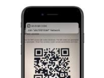La password scrivetela voi: con iOS 11 iPhone accede al Wi-Fi dalla Fotocamera