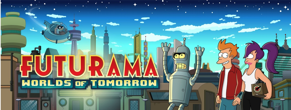 Futurama Worlds of Tomorrow