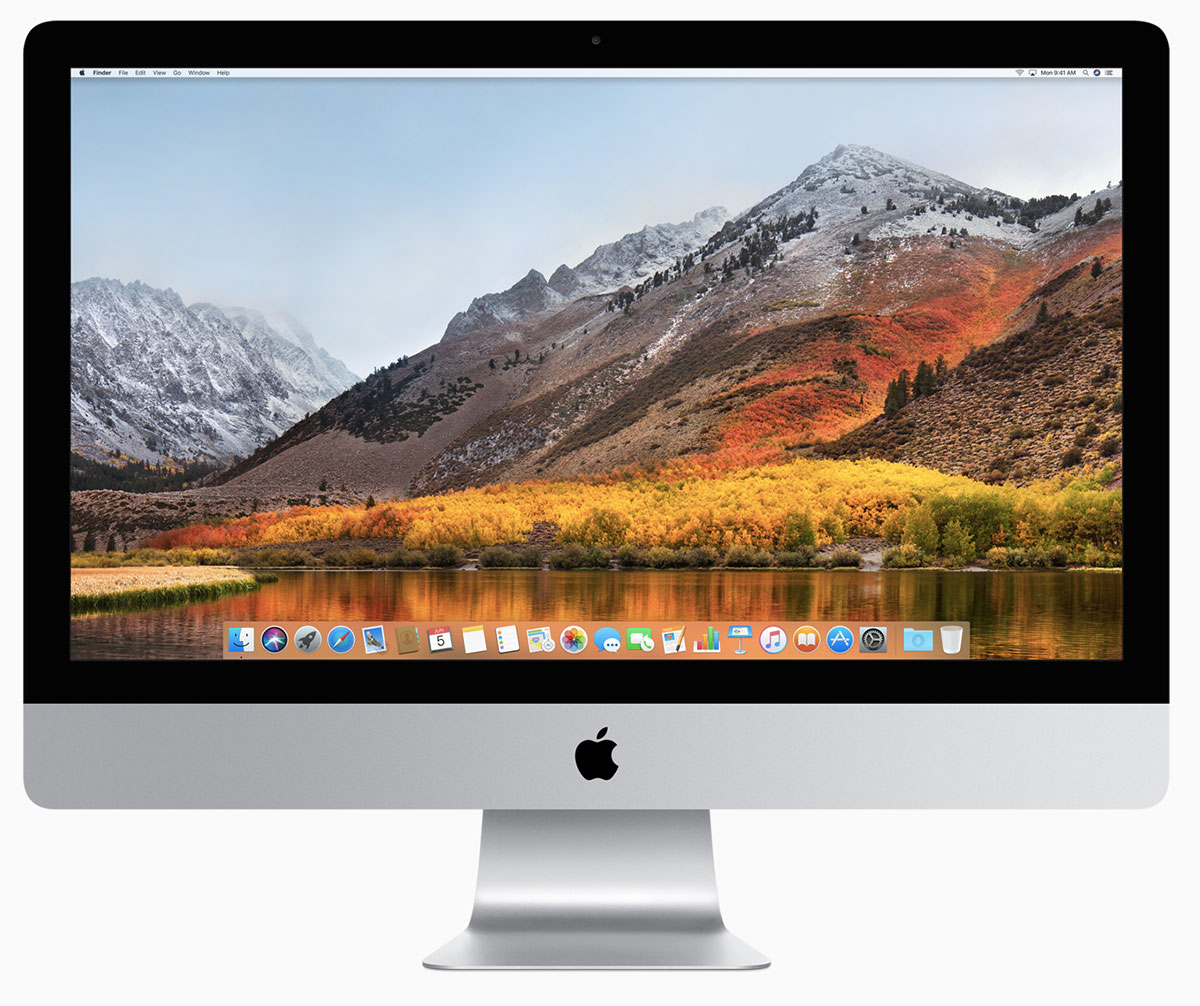 mac os high sierra su chiavetta
