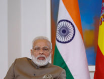 Tavola rotonda tra il Primo Ministro indiano, Tim Cook e 20 Ceo USA «Investite in India»