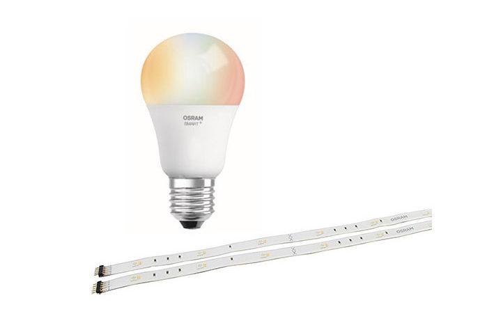 Osram smart in arrivo nuove lampade smart della linea ledvance