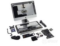 Nel nuovo iMac 21″ 4K si possono cambiare disco, memoria e processore