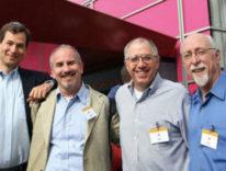 Dieci anni di iPhone, incontro dei 4 giornalisti che lo provarono mesi prima del lancio, uno fu quasi perso in Italia
