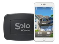 L'apri-cancello arriva sullo smartphone con SOLO di 1Control