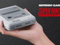 Super Nintendo Classic Mini è ufficiale, arriva a settembre con 21 giochi leggendari