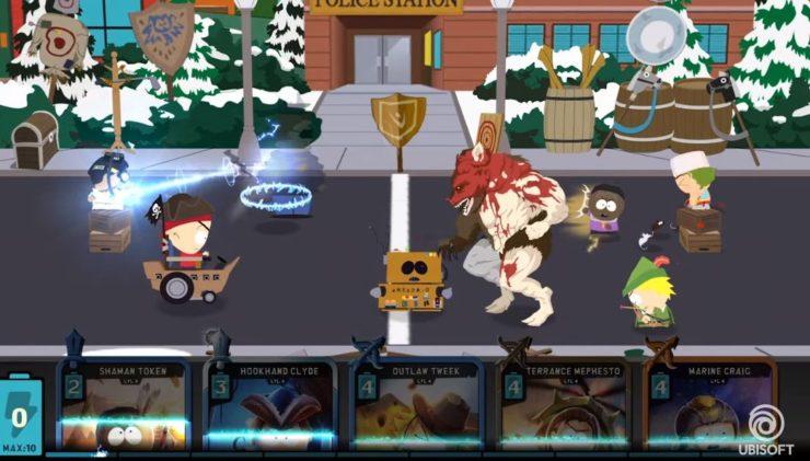 South Park: Destroyer Phone