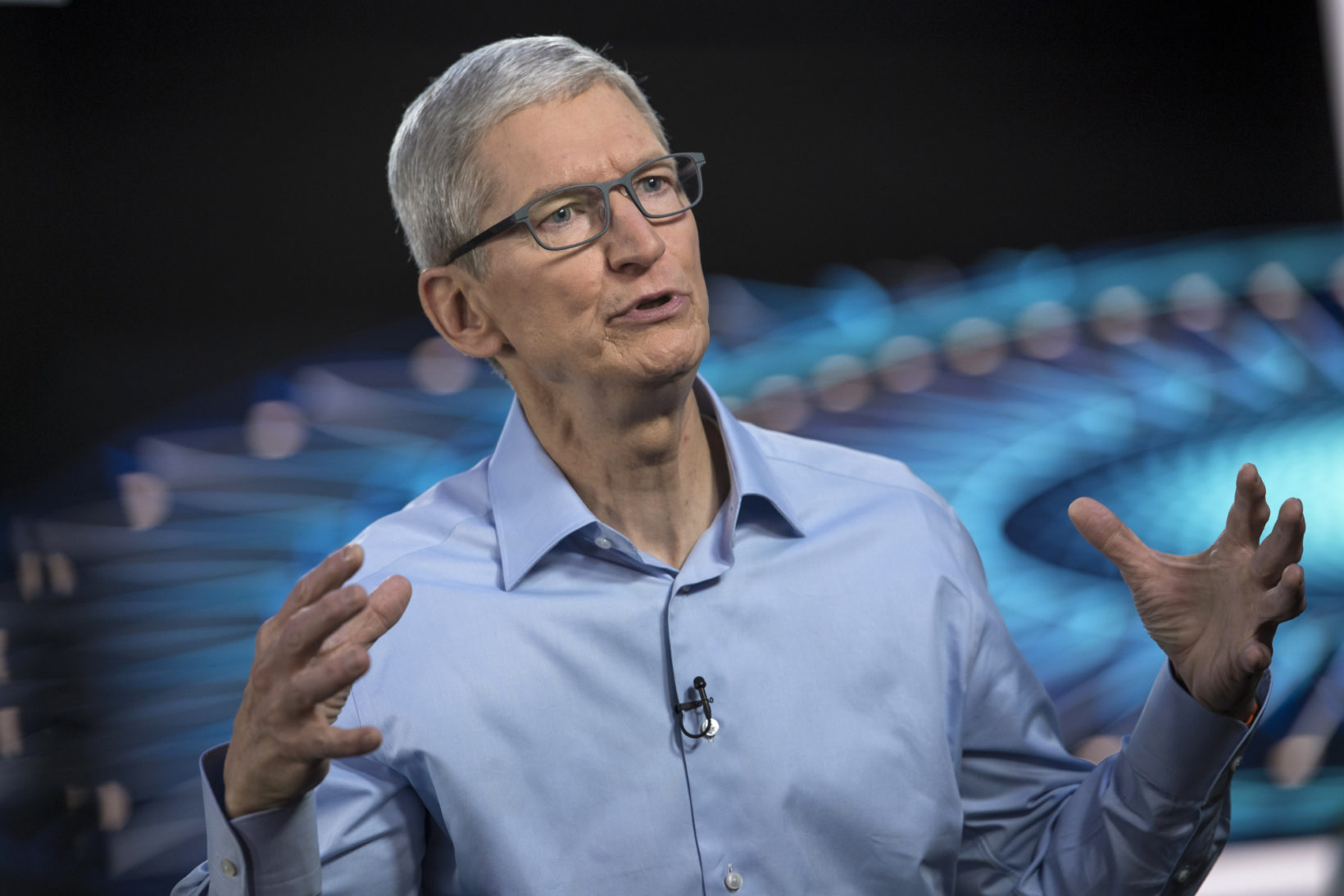 fabbriche apple in usa Tim Cook