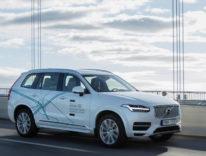 Volvo Cars e Autoliv collaborano con NVIDIA allo sviluppo di sistemi avanzati per vetture con guida autonoma