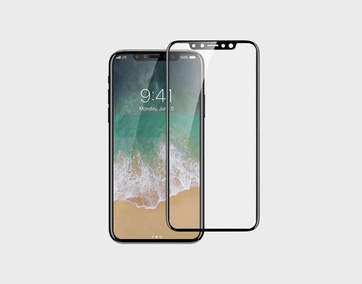 vetro iphone 8