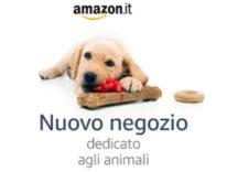Amazon.it lancia il negozio Animali domestici con 180.000 prodotti di oltre 780 marchi