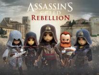 Assassin's Creed Rebellion, gli assassini Ubisoft in arrivo su iOS in formato RPG cartoon