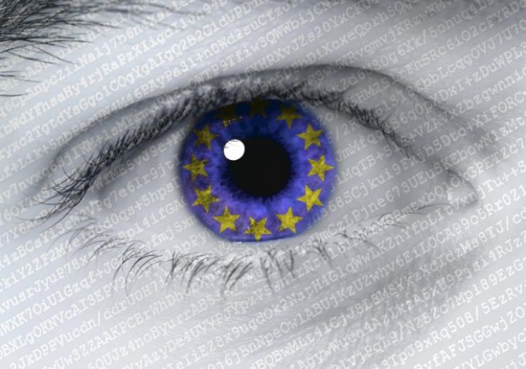 europa eye occhio