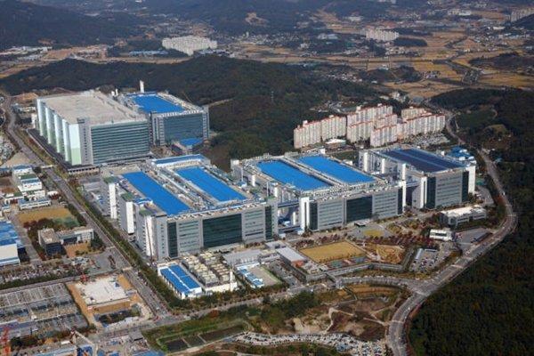 Asan Campus, fabbrica OLED di Samsung