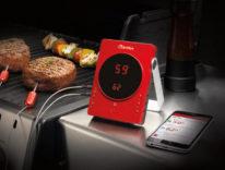 GrillEye, il termometro Bluetooth per la grigliata perfetta