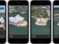 In Mappe di iOS 11 beta la modalità di visualizzazione Realtà Virtuale