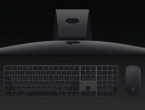 Apple conferma «La tastiera di iMac Pro non sarà retroilluminata»
